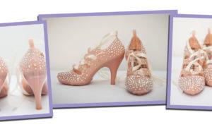 Vida de Noiva: Sapato de Cinderela, Melissa de Cristal
