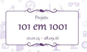[Vídeo] Projeto 101 em 1001