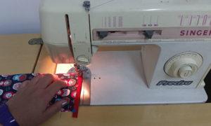 Meta 043 Cumprida: Fazer curso de costura