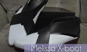 Melissa X-boot – Dance Machine