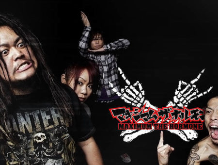 Maximum The Hormone no Brasil!