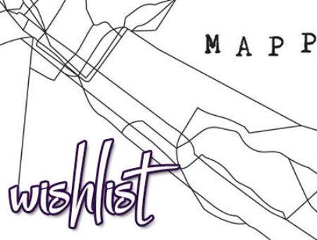 Meus 5: Wishlist de Modelos Melissa Mapping